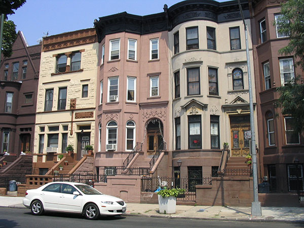 Brownstone in Bed/Stuy