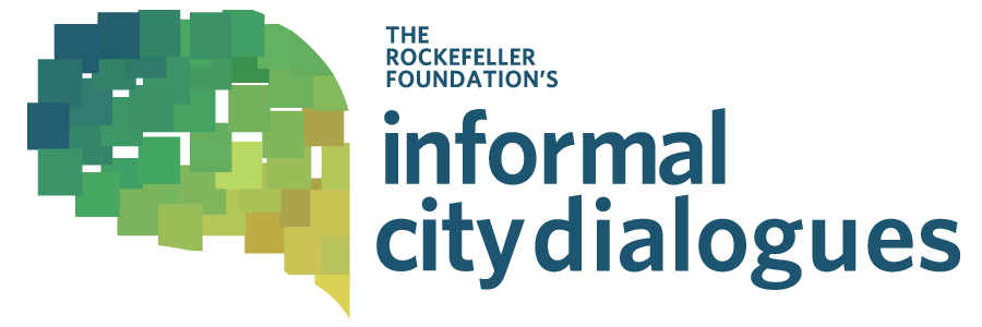 The Informal City Dialogues
