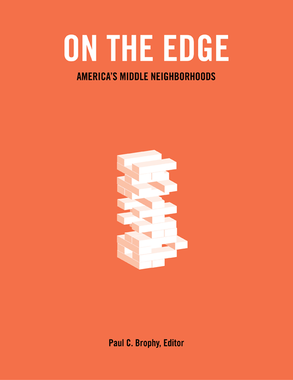 Cover of the book On the Edge