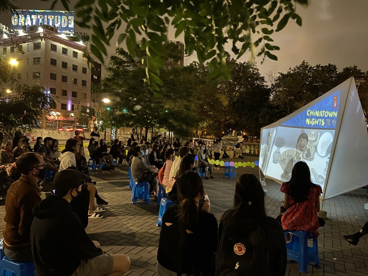 nextcity.org: A Night Market Has Popped Up in NYC's Chinatown
