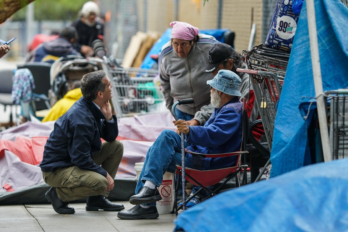 Homelessness Up Nationwide After Spikes in California and Elsewhere
