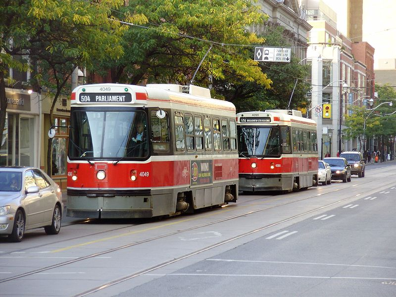 Focus On Your Existing Transit Toronto Next City