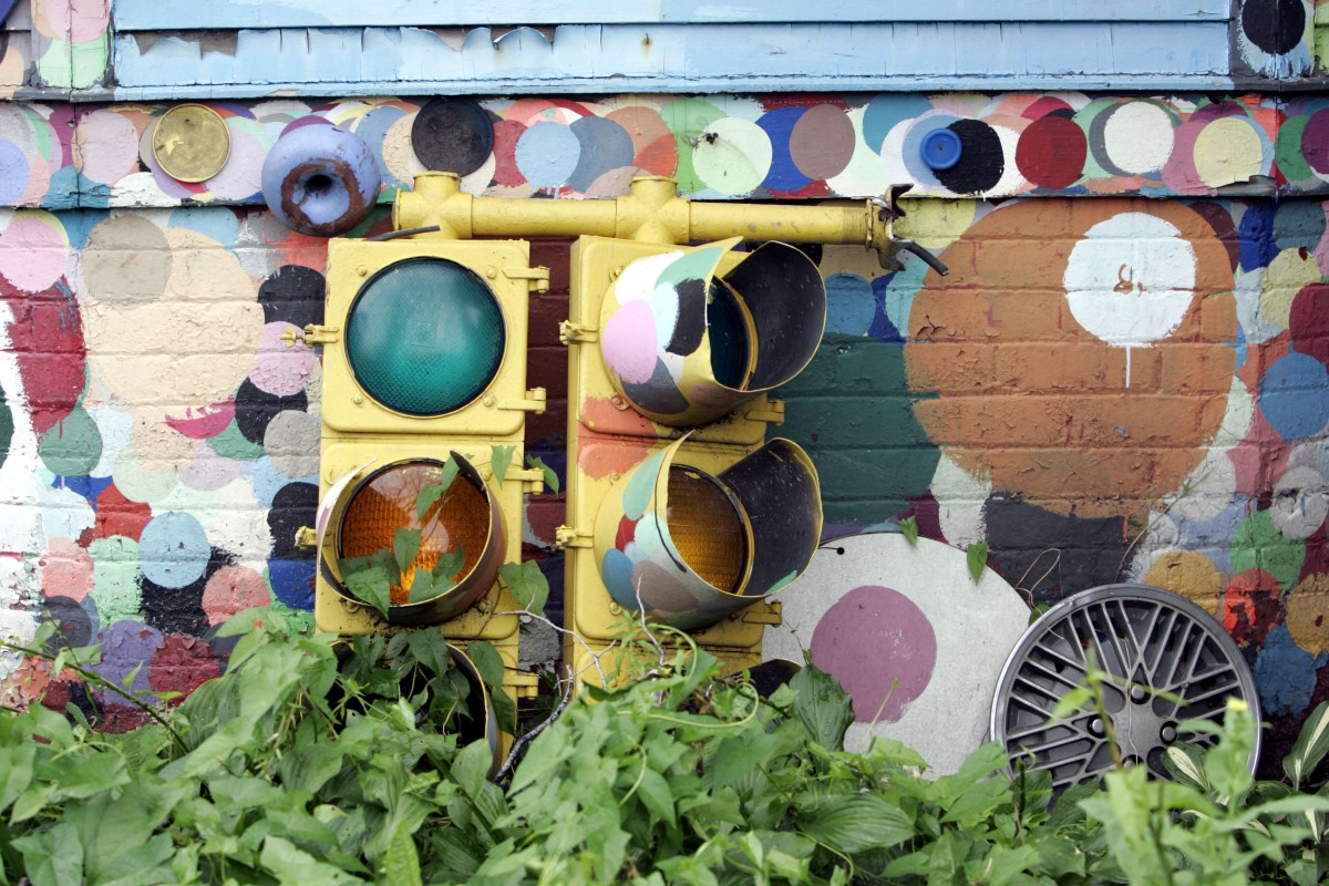 Public Art Ordinances Target Detroit Graffiti