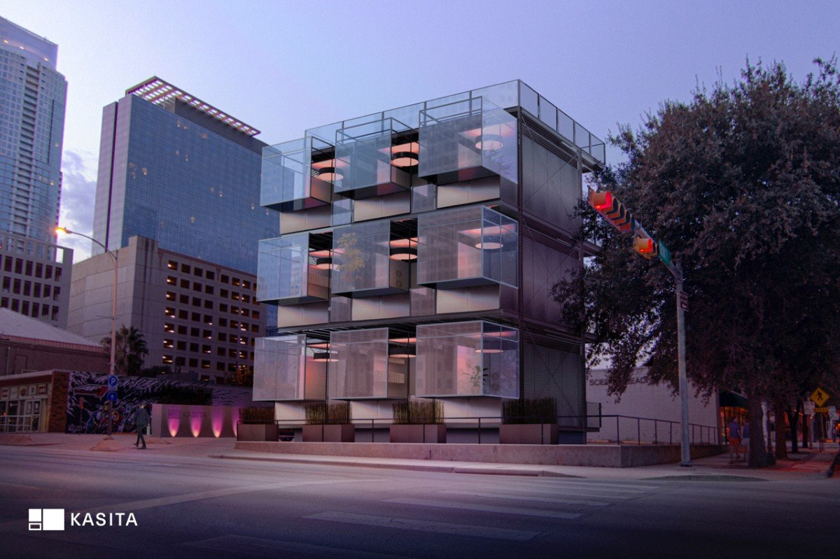 Moveable Micro House Design Headed For Austin Next City