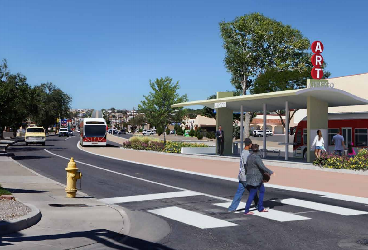 Albuquerque To Bring Transit Progress To Historic Route 66