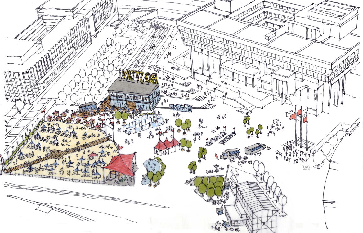 Boston selects designers for city hall plaza makeover next city 200 garden city plaza