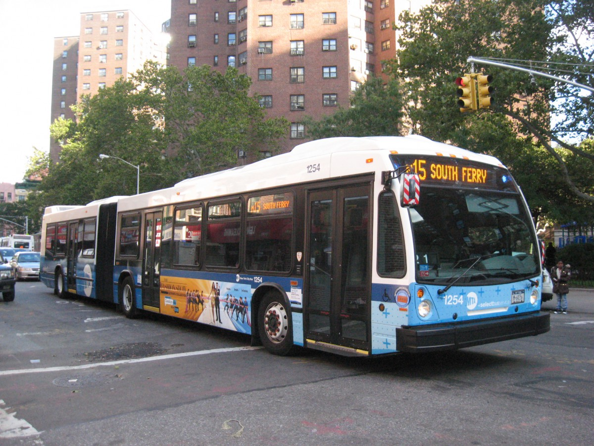 U.S. Transit Agencies Try to Speed Up Their Buses (And Sometimes ...