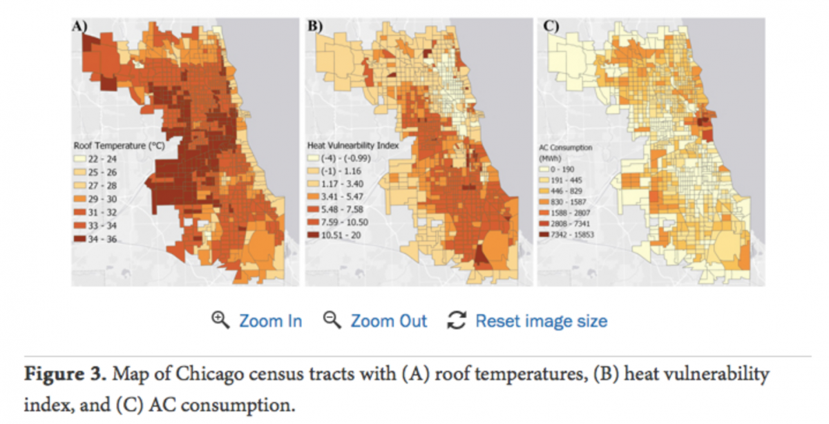 Detailed Maps Trace The Heat In Chicago Neighborhoods Next City