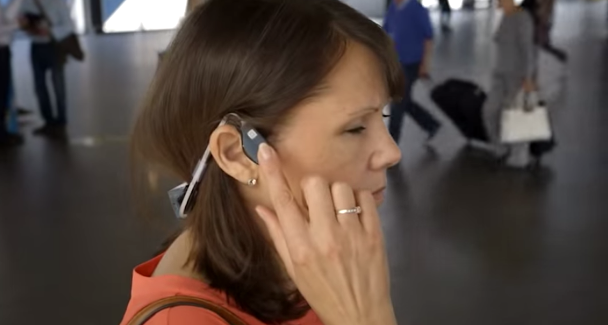 3d Soundscape Can Guide Blind People Through Cities