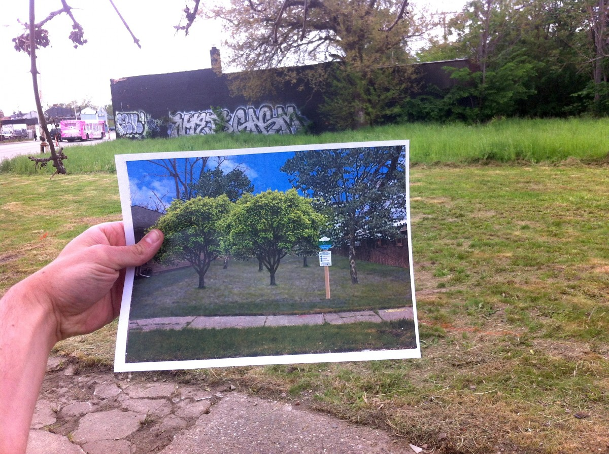 On Detroit's East Side, Managing Vacant Land Takes ...