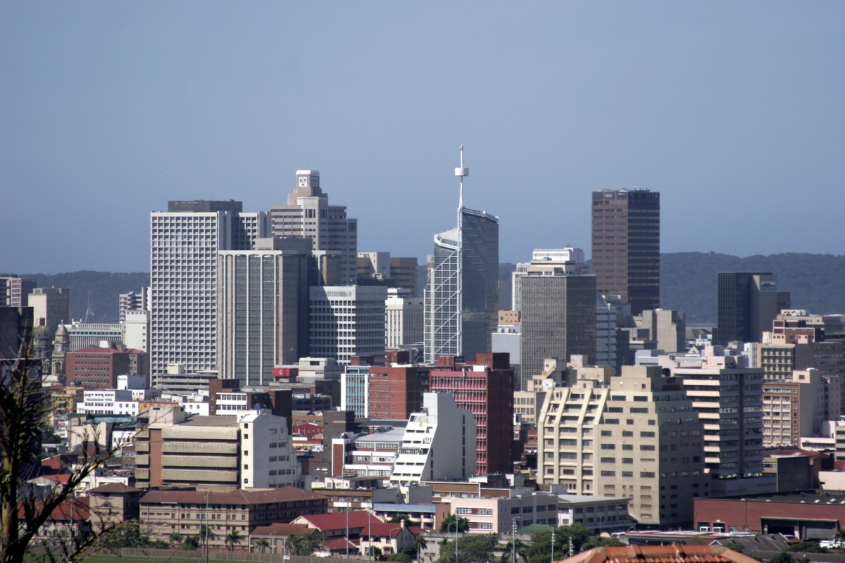 Durban Moves Its Slum-Dwellers Into Converted Office Buildings