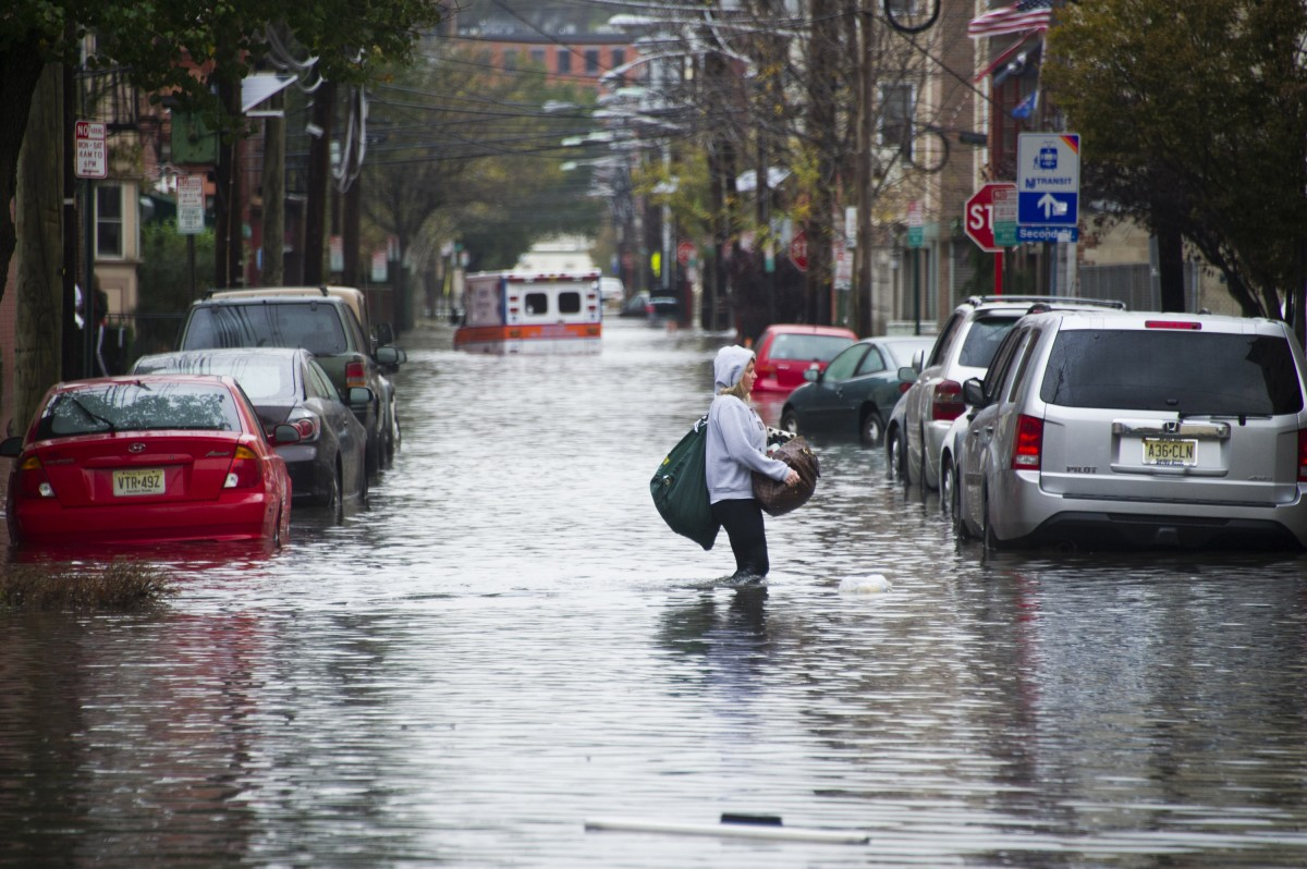 Here S How Hoboken Could Pay For A Giant Anti Flooding