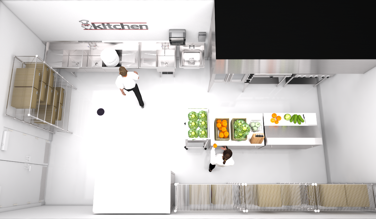 New L.A. Kitchen Co-Working Space Is Good for Chefs, Foodies and ...