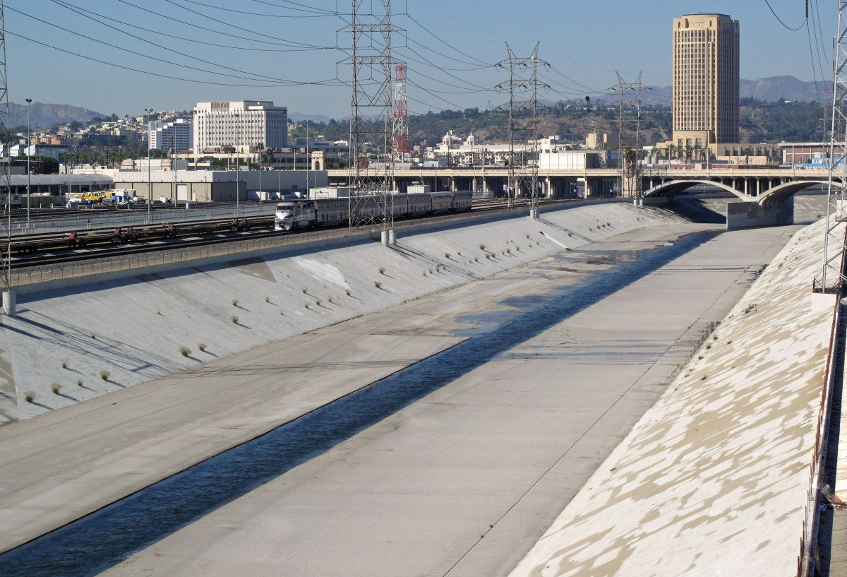 The L A River Means One Thing To People And Another To A