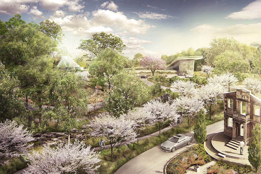Louisville OKs $1 Land Deal For Multimillion Dollar Botanical Garden U2013 Next  City