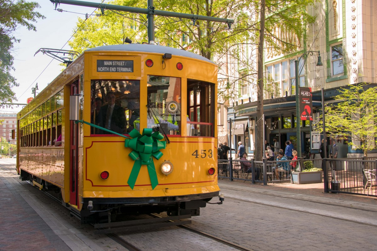 City Of Memphis Jobs >> Streetcars Roll Down Memphis' Main Street Once Again – Next City