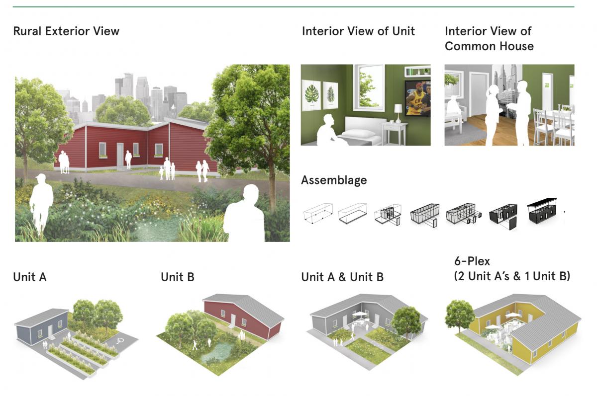 Minneapolis Groups Propose Tiny House Community