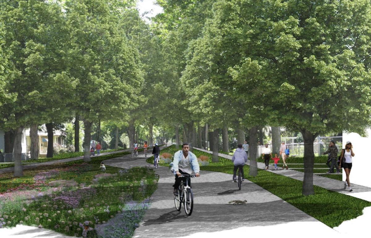 37-Block Minneapolis Greenway Proposal Stirs Debate – Next ...