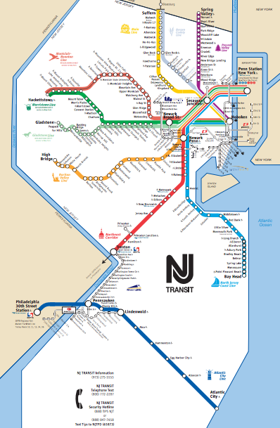 3 Ways to Improve South Jersey Transit and Lure Commuters Away From