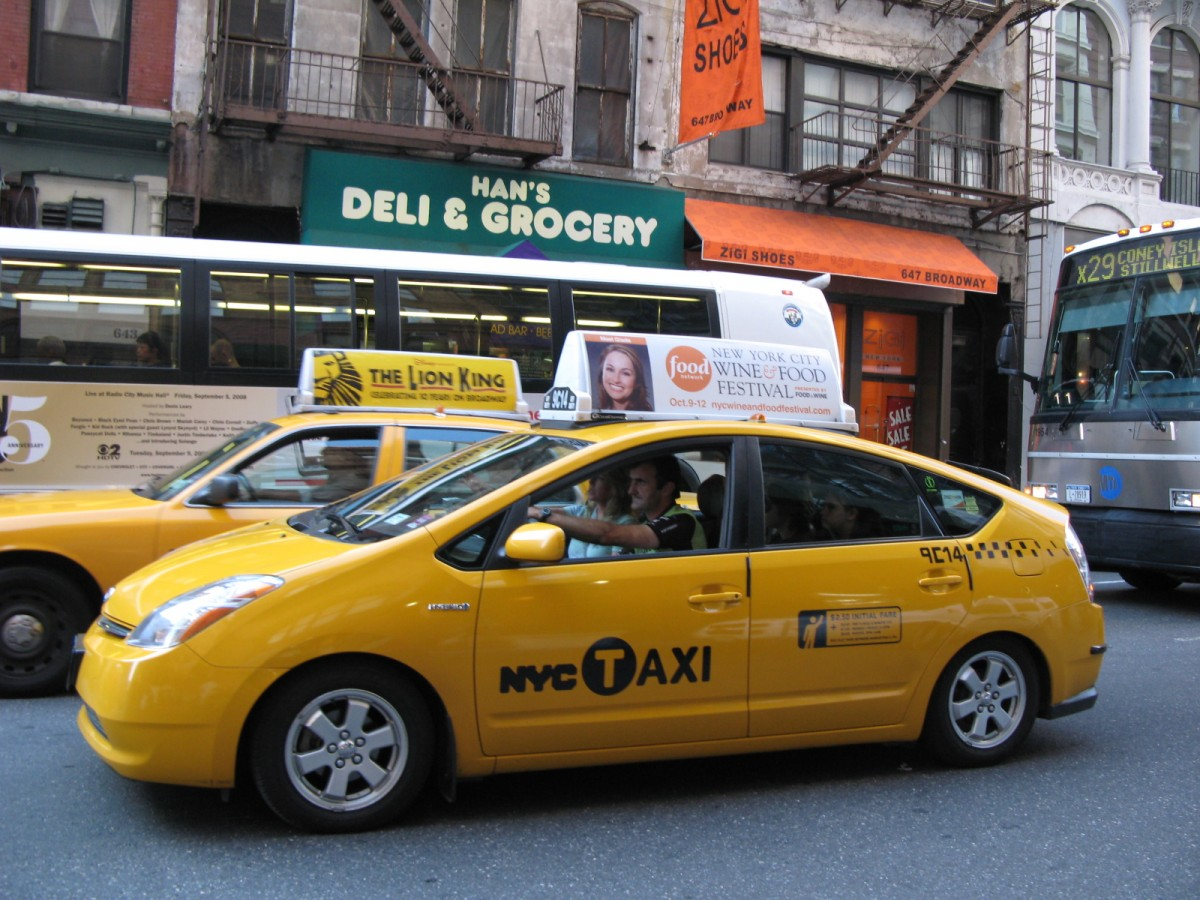 NYC's Taxi Driver Test Drops Geography Questions – Next City