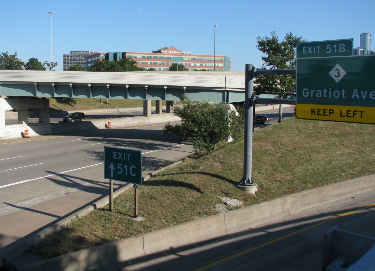 Detroit Eyes Downtown Highway Conversion