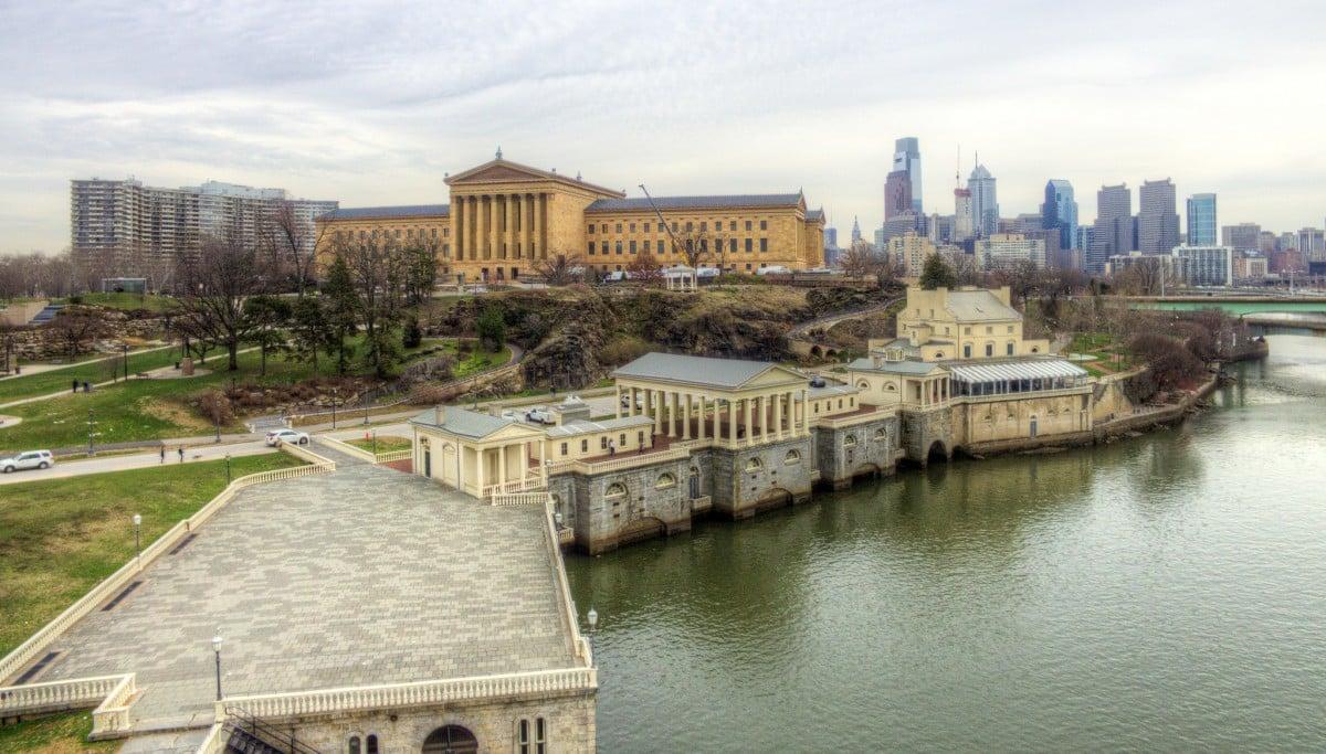 National Park Service Celebrates Philadelphia Parks, Landscape Design