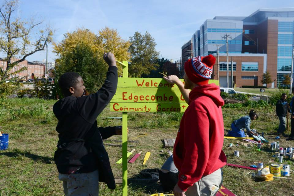 How a Barn-Raising Spirit Sustains Community Assets in Baltimore