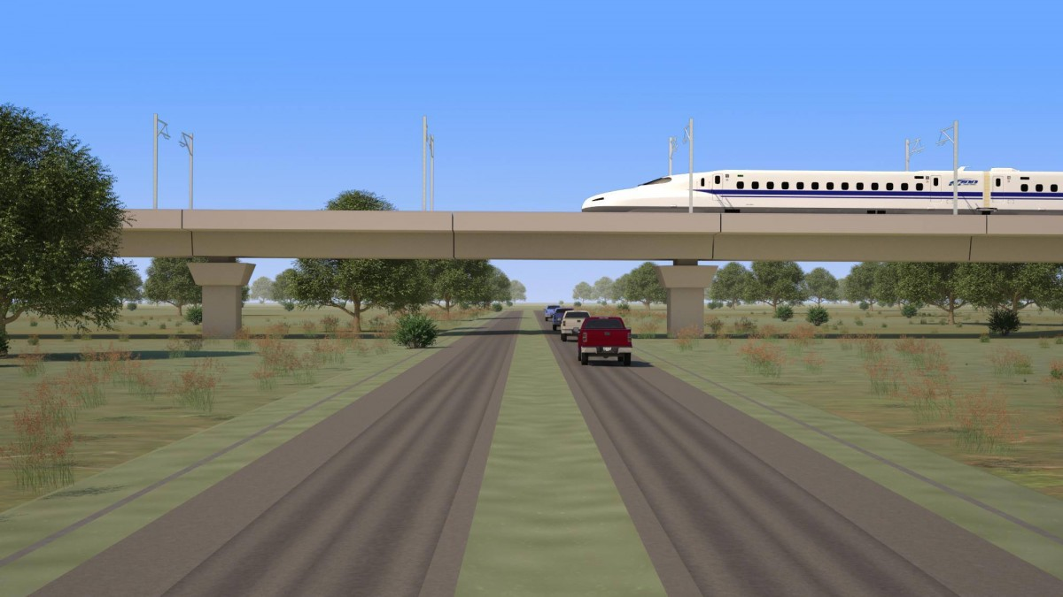 Texas HSR Gets Federal Greenlight, But Is It Shovel-Ready?