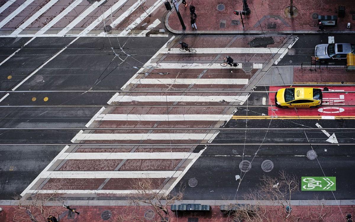 San Francisco Will Say So Long To Brick Sidewalk Next City
