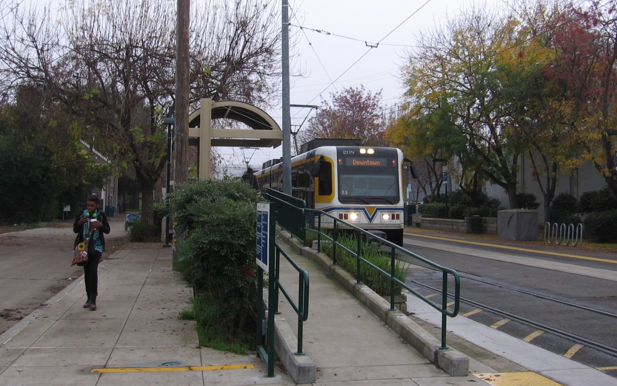 For Sale Sacramento Light Rail Station Names Next City