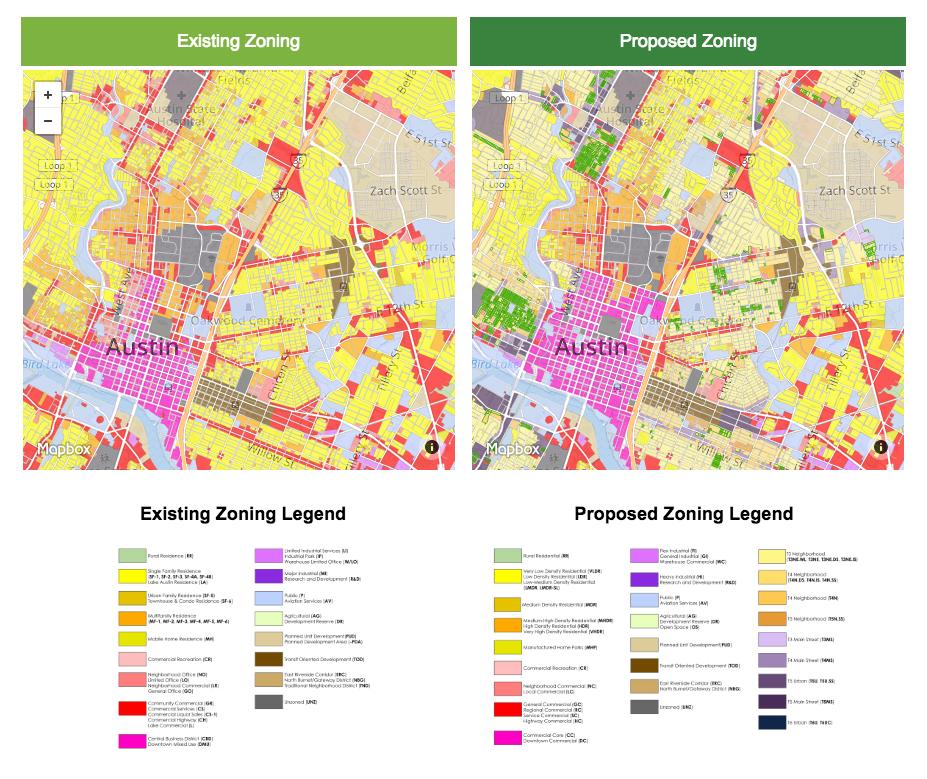 Zoning Map Detroit on
