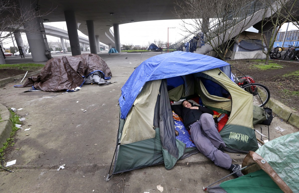 Seattle Invites State Dot To Talk About Homeless Camps