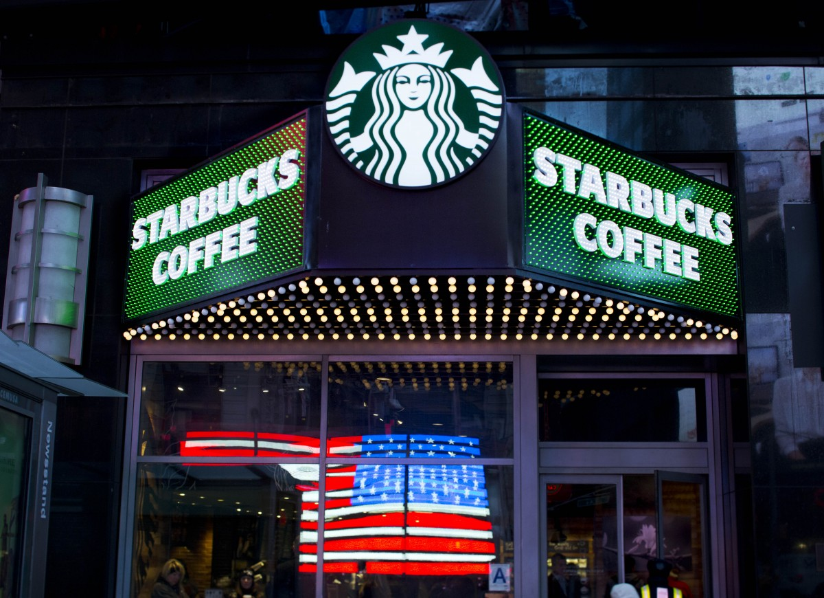 Starbucks Cvs And Friends Aim To Put 100 000 Young People
