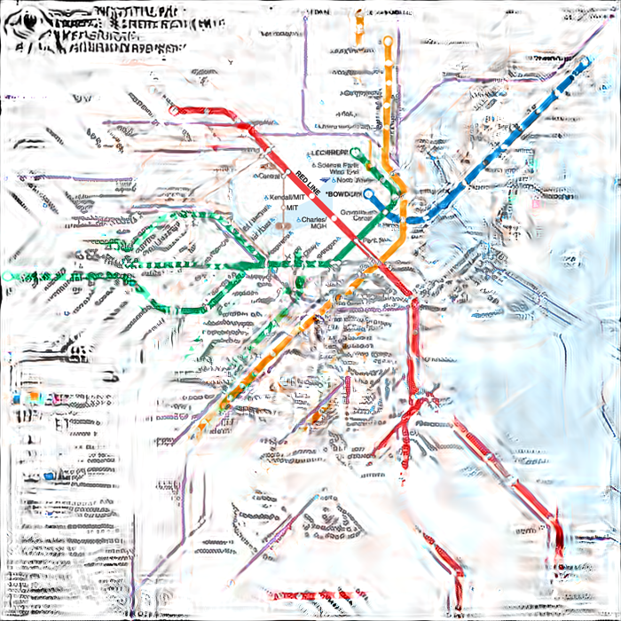 Boston Subway Map To Geography.The Science Of Reading Subway Maps Next City