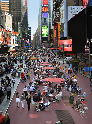 """Citing """"Livability And Mobility,"""" Bloomberg Declares"""