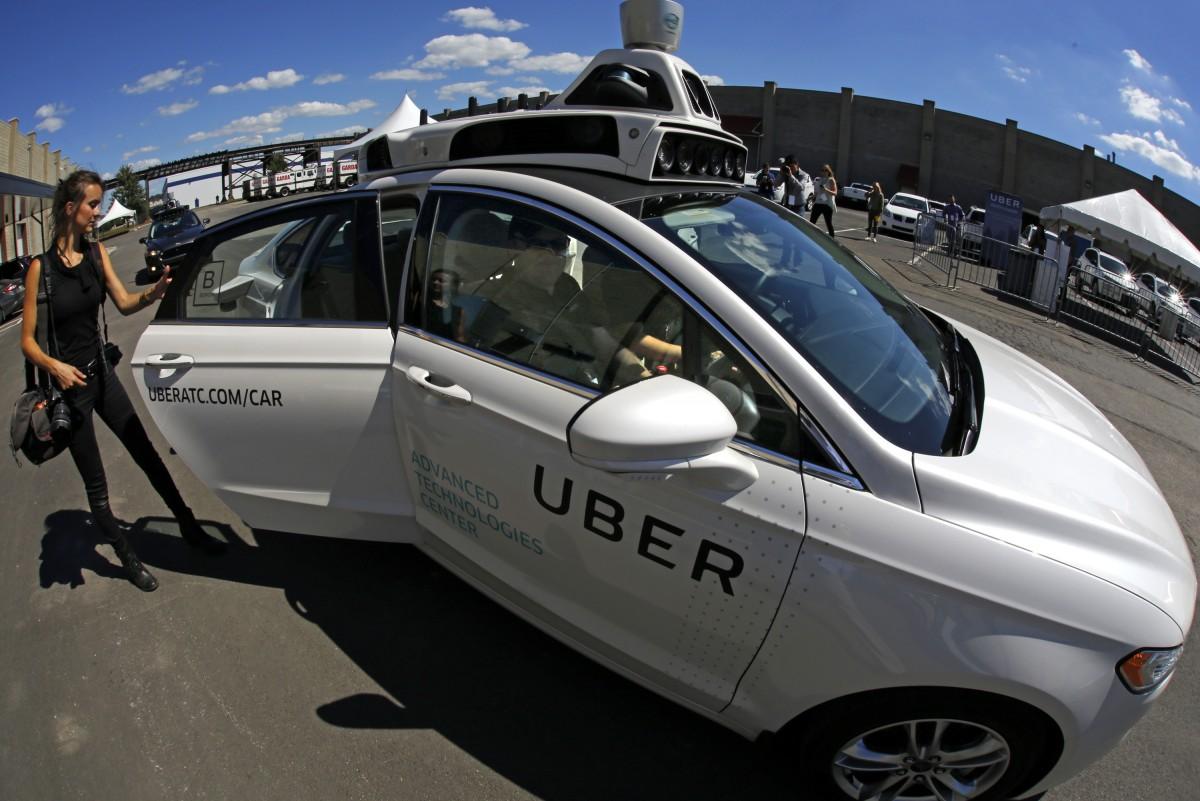 driverless uber in pittsburgh heightens human machine debate next city. Black Bedroom Furniture Sets. Home Design Ideas