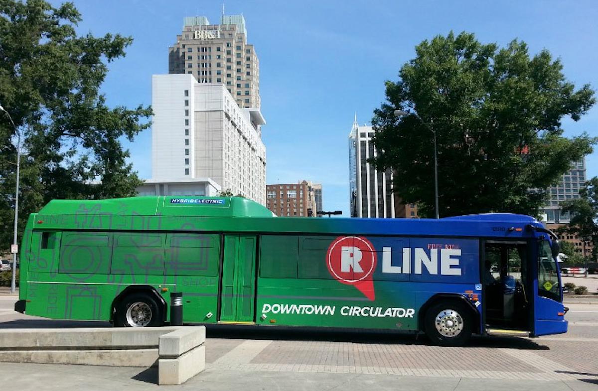 Raleigh S Choosing Between Trains And Brt Next City