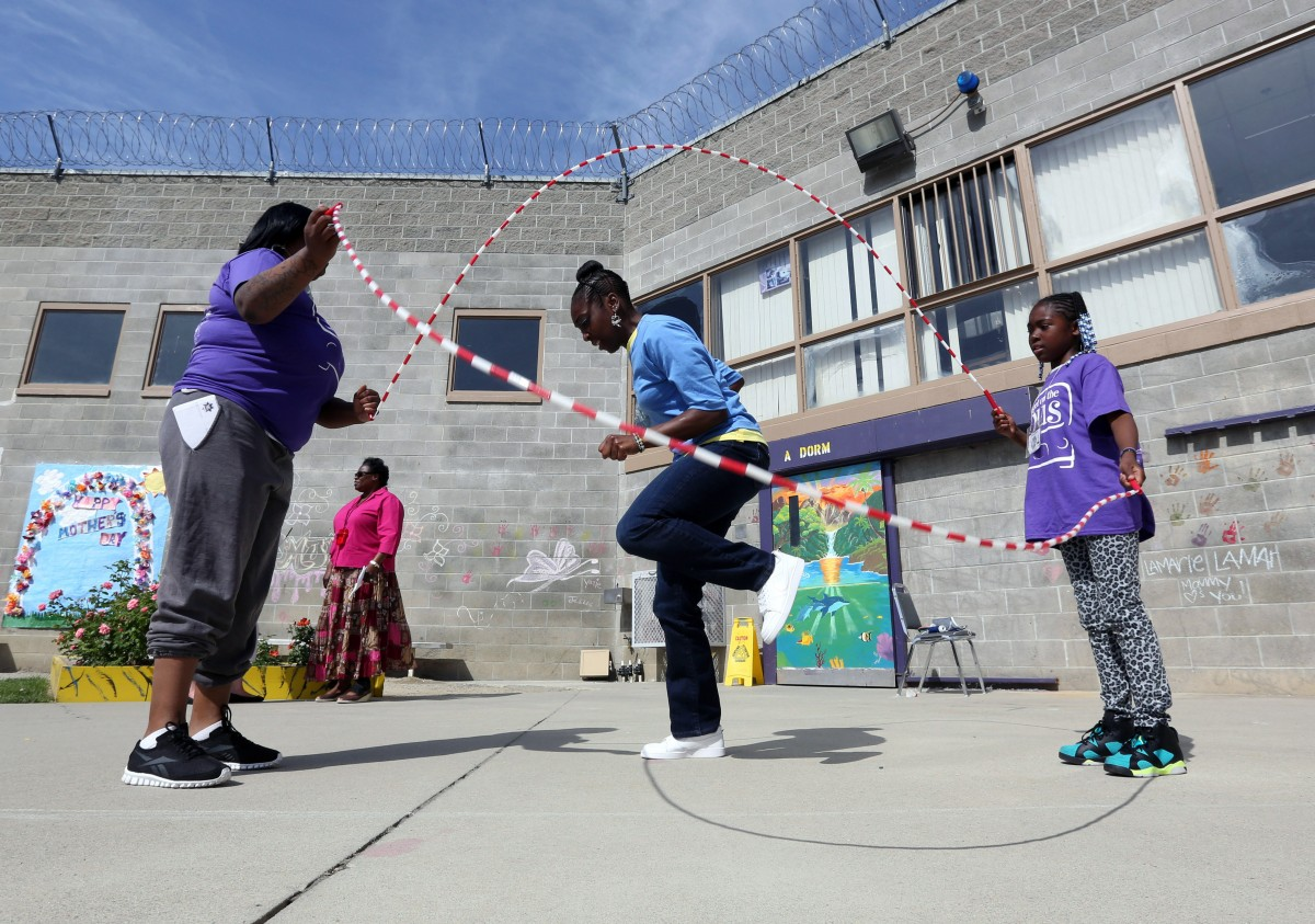 Philly Uses High-Tech Solution to Keep Kids in Touch With Incarcerated Moms