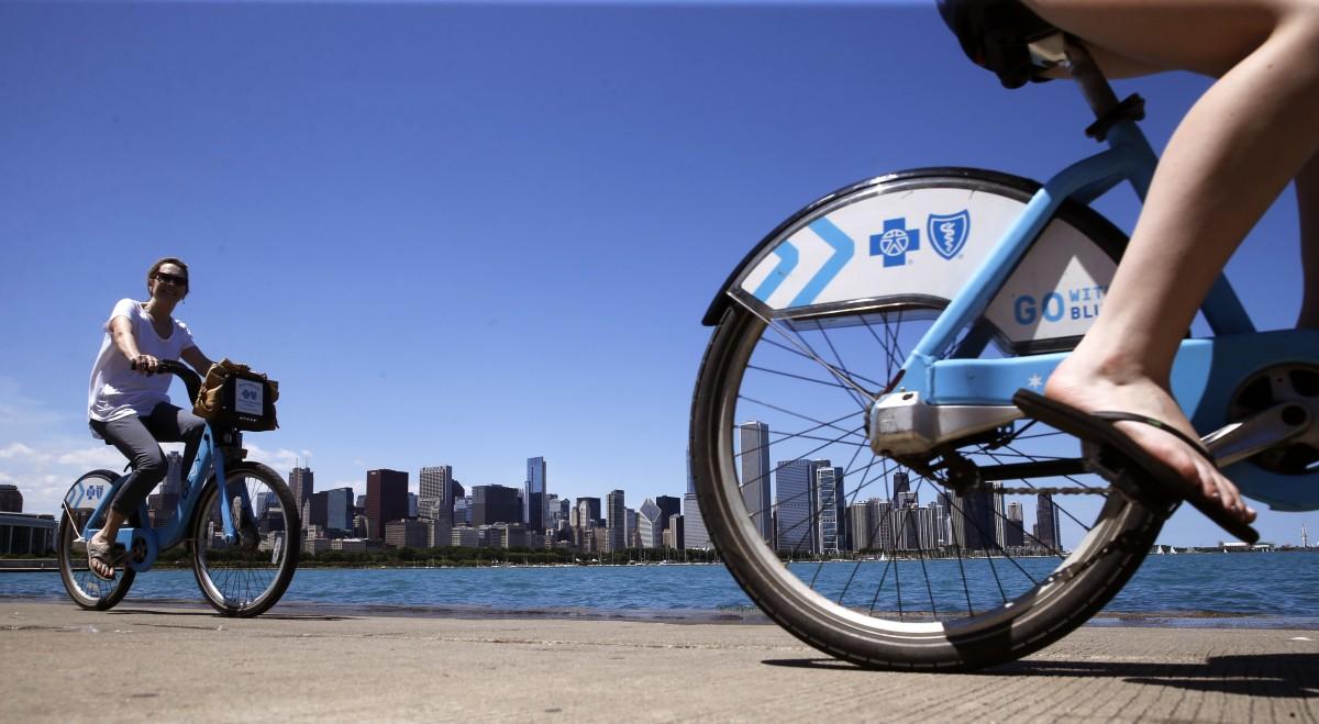 How 7 Cities Got More People Biking