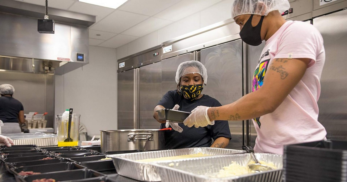 Formerly Incarcerated Women Launch Worker Owned Food Business During Covid 19