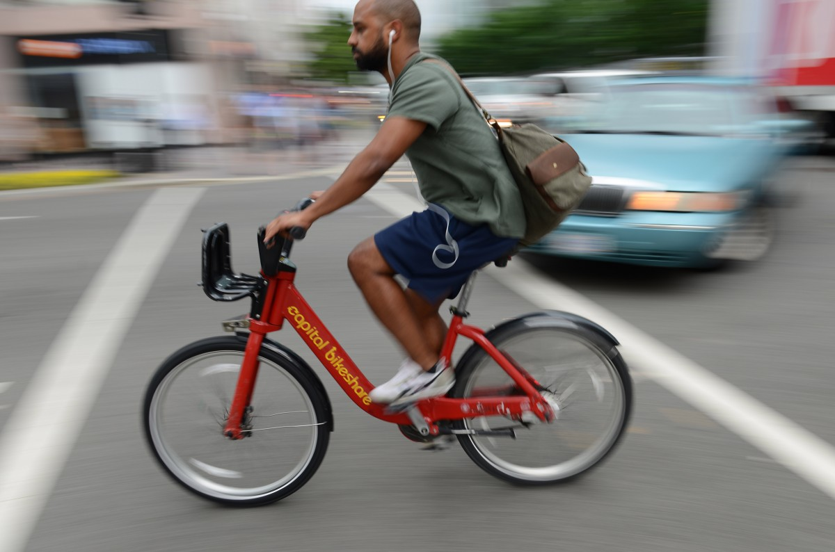 Should a Bike-Share Ride Cost the Same as the Bus?