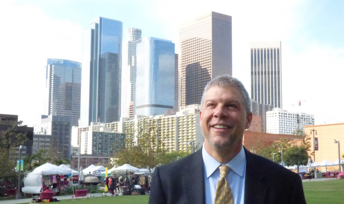 Los angeles hires its first chief innovation technology for Los angeles innovation consultants