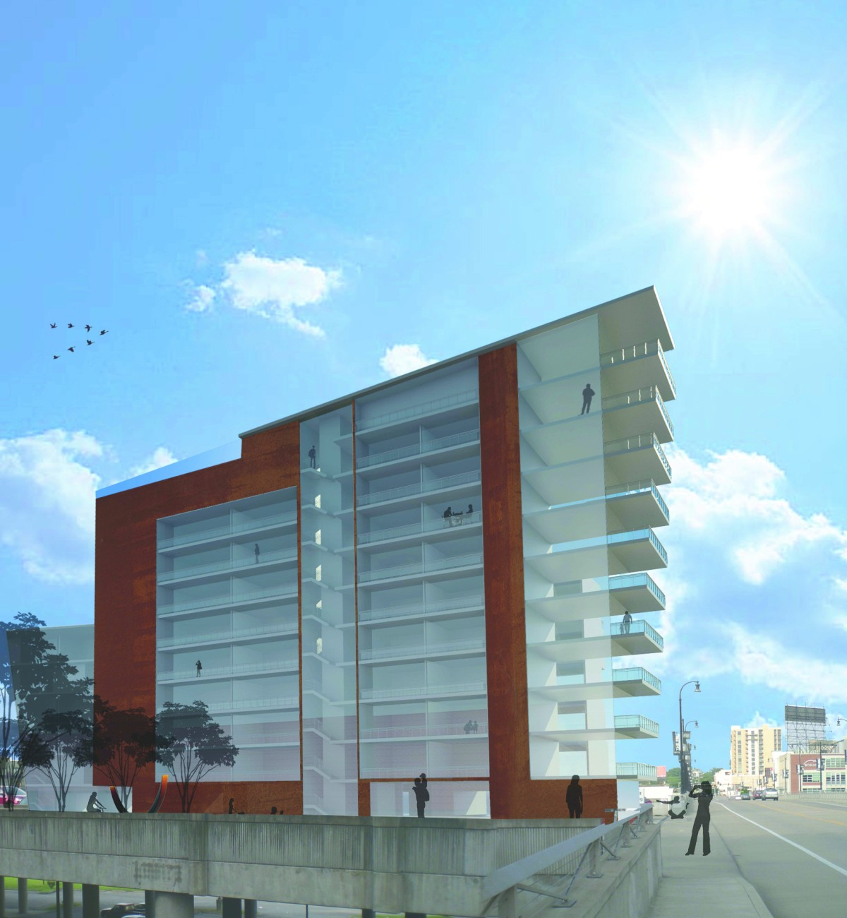 Micro-Apartments Could Be Key to Affordable, Healthy Downtown Nashville