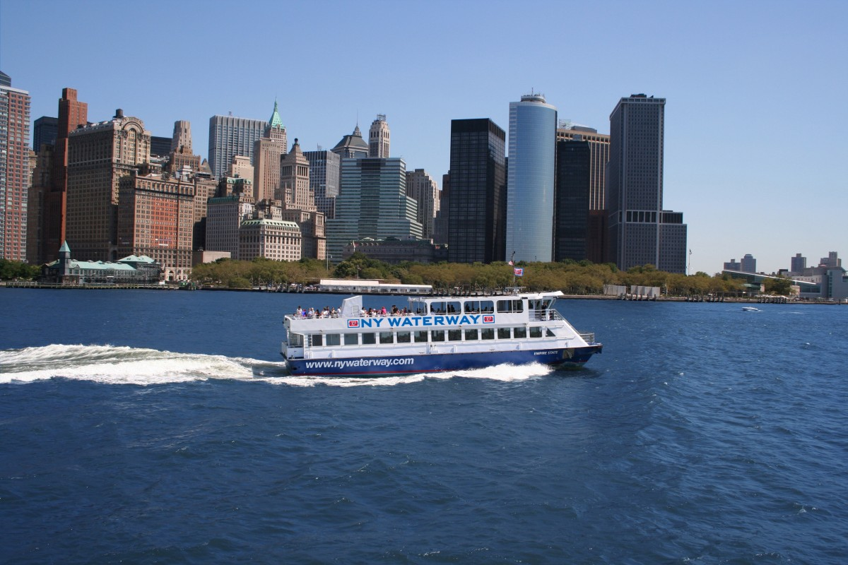 Ferry Powered By The Internet Of Things Pursues A More
