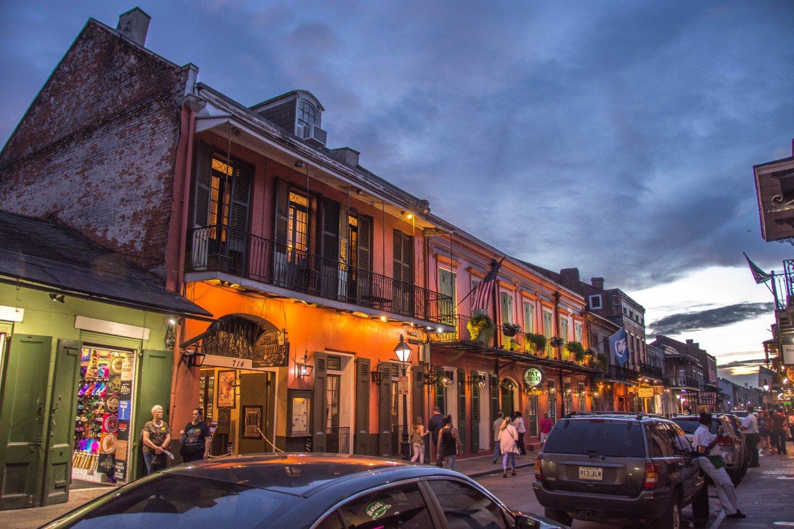 New Orleans' Tourism Goals Threaten Entertainers