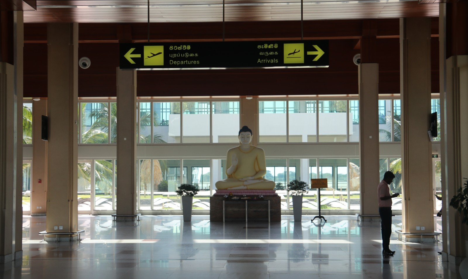 The World S Emptiest Airport Is A Red Flag Next City