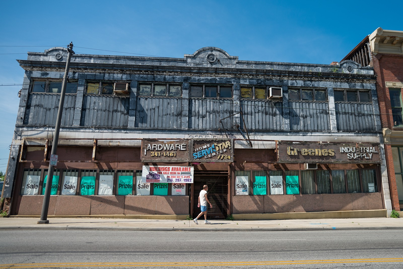 Cleveland's Pain Was Donald Trump's Gain – Next City