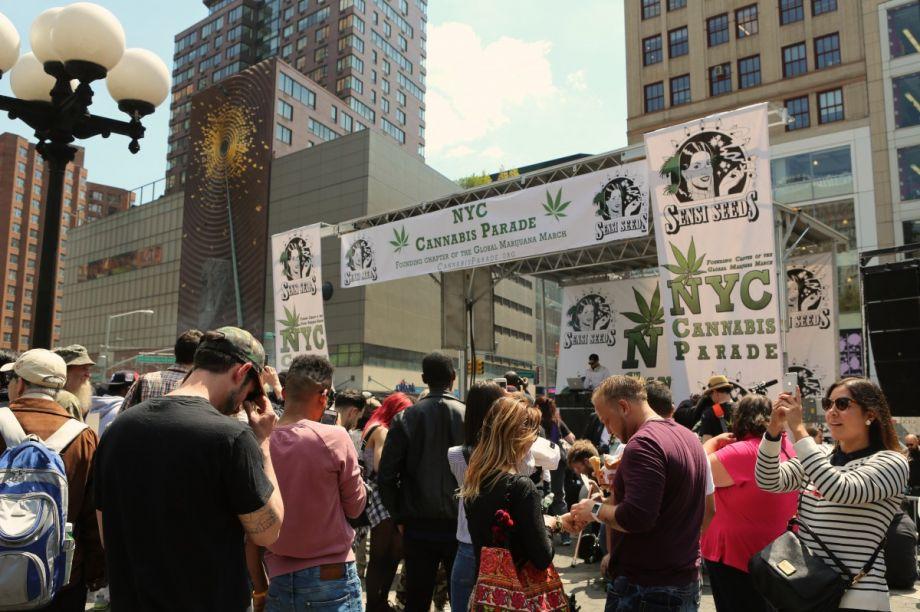 NYC Mayor Taking Steps Toward Marijuana Decriminalization – Next City