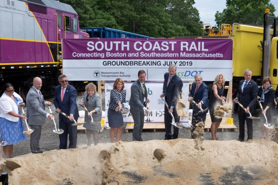Work Begins on Boston Regional Rail Expansion Project
