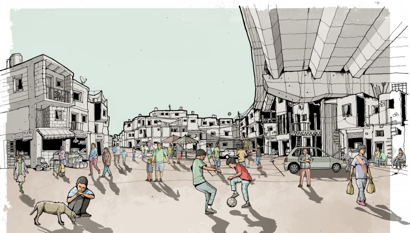 Urban Districts Embrace Social >> Embracing The Paradox Of Planning For Informality Next City